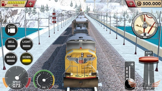 Train Simulator 2016 HD v1.0.1