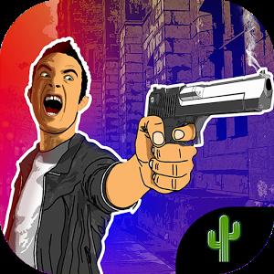 بازی شهر جرم و جنایت آیکون