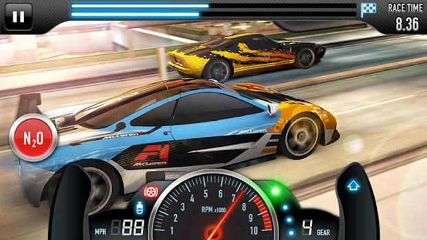 CSR Racing v4.0.1 + data