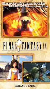 FINAL FANTASY IX for Android v1.4.9 + data