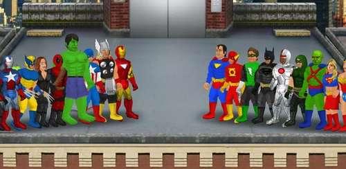 Super City (Superhero Sim) v1.180
