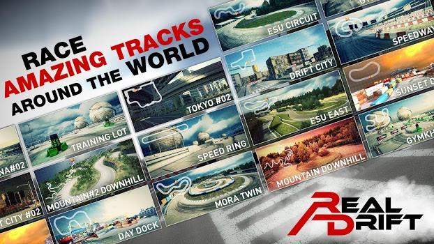 Real Drift Car Racing v3.6 + data