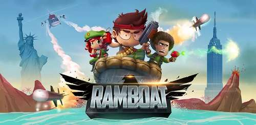 Ramboat: Hero Shooting Game v3.19.2