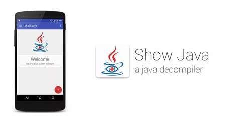 Show Java – A Java Decompiler v2.1.0
