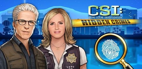 CSI: Hidden Crimes v2.60.4