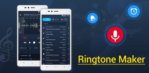 MP3 Cutter Ringtone Maker Pro v45