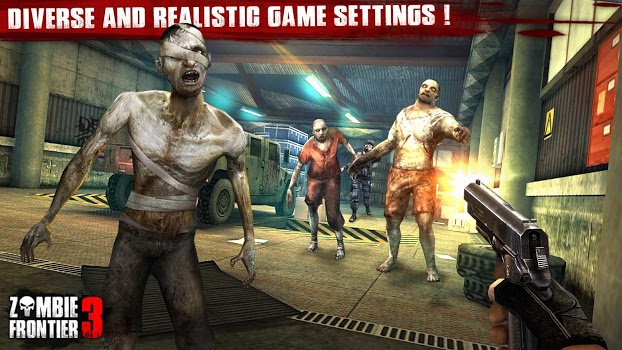 Zombie Frontier 3-Shoot Target v2.06