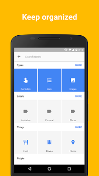 Google Keep v4.1.131.16