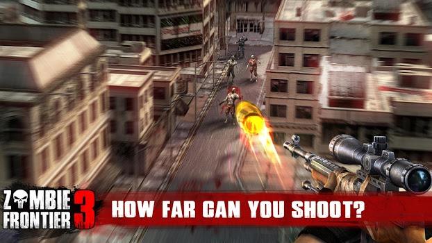 Zombie Frontier 3 – Shot Target v1.69