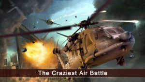 تصویر محیط Gunship War:Total Battle v1.1.6