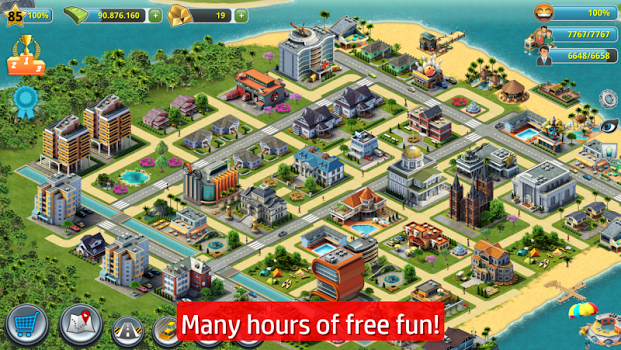 City Island 3 – Building Sim: Little to a Big Town v2.4.5