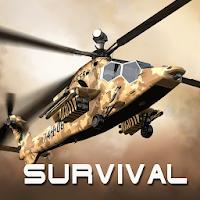 بازی کنترل جنگ افزار های هوایی آیکون