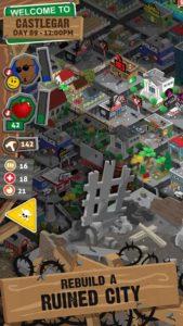 تصویر محیط Rebuild 3: Gangs of Deadsville v1.6.24