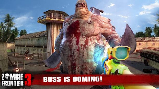 Zombie Frontier 3-Shoot Target v1.84