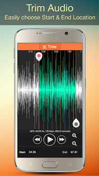 Audio MP3 Cutter Mix Converter and Ringtone Maker v1.71