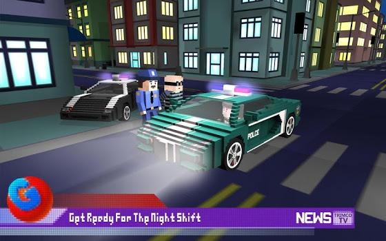Blocky City: Ultimate Police 2 v1.1