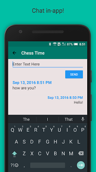 Chess Time® Pro – Multiplayer v3.4.1.0