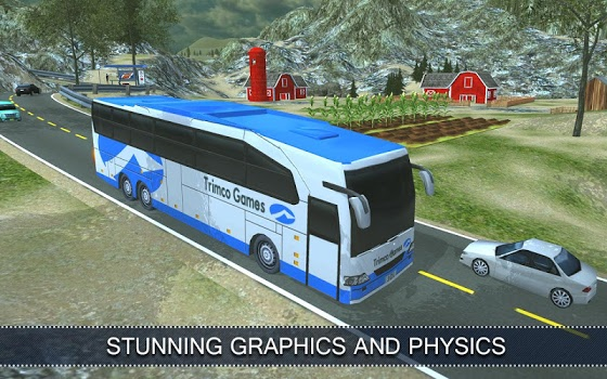 Commercial Bus Simulator 16 v1.6
