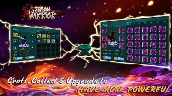 Demon Warrior v2.0