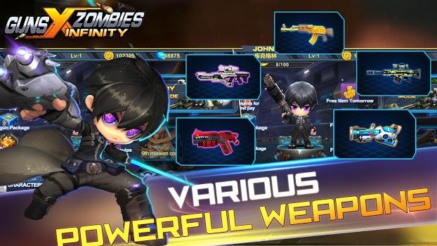 Guns X Zombies v2.1