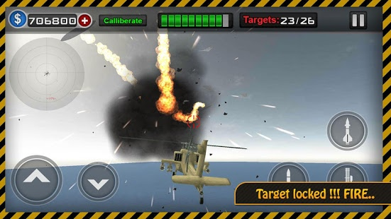 Gunship Heli Warfare – Battle v1.11