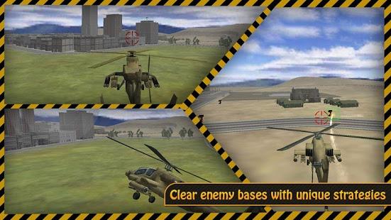 Gunship Heli Warfare – Battle v1.11