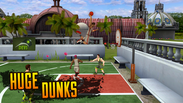 Jam League Basketball v1.3
