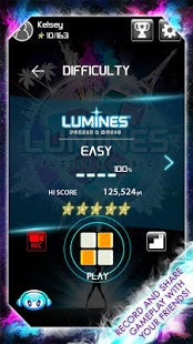 LUMINES PUZZLE AND MUSIC v1.3.13