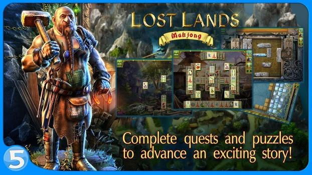 Lost Lands: Mahjong Premium v1.2.2