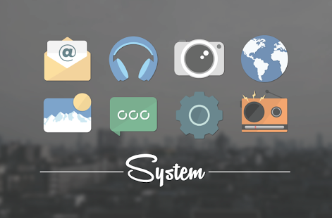 Magme – Icon Pack v3.0