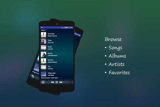 PowerAudio Pro music player v1.0.5