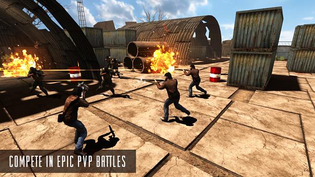Rage Z: Multiplayer Zombie FPS v1.10 + data