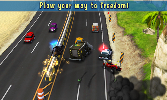 Reckless Getaway Free v1.1.0 + data