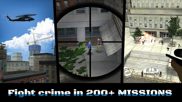 Sniper Ops:Kill Terror Shooter v38.0