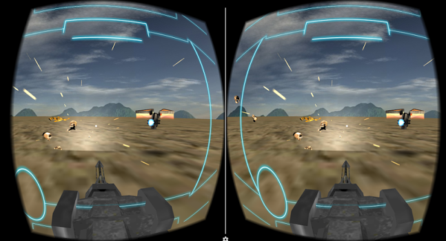 VR Alien Bots Shooter v1.3