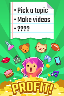 Vlogger Go Viral – Clicker v1.9