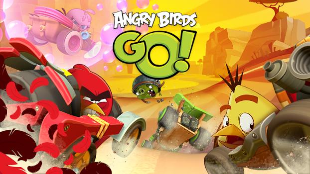 Angry Birds Go! v2.5.5 + data