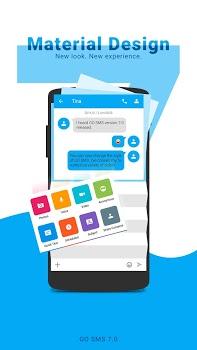 GO SMS Pro Premium v7.20
