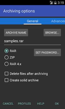 RAR Premium v5.50 build 44