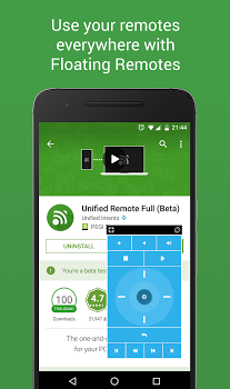 Unified Remote Full v3.7.4 b37012