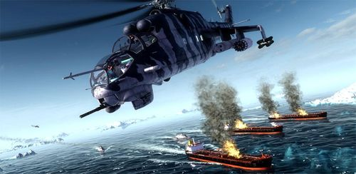 Gunship War:Total Battle v1.1.6