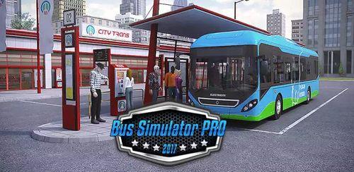 Bus Simulator PRO 2017 v1.5 + data