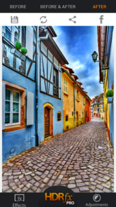 تصویر محیط Photo Editor HDR FX Pro v1.8.6