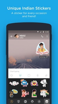 hike messenger – Hide Chat, Call, Stickers, Wallet v5.15.16