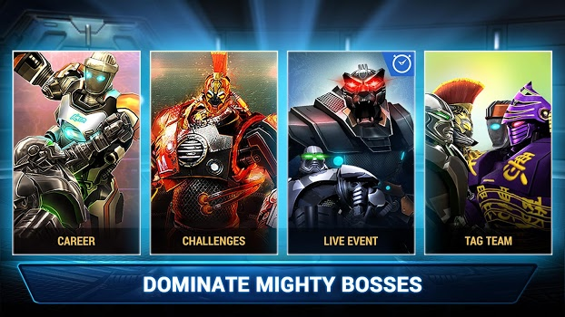 Real Steel Boxing Champions v2.1.156 + data