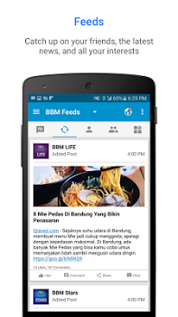 Blackberry Messenger BBM v3.3.2.31