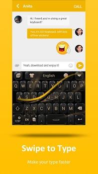 GO Keyboard – Emoji, Sticker v3.59