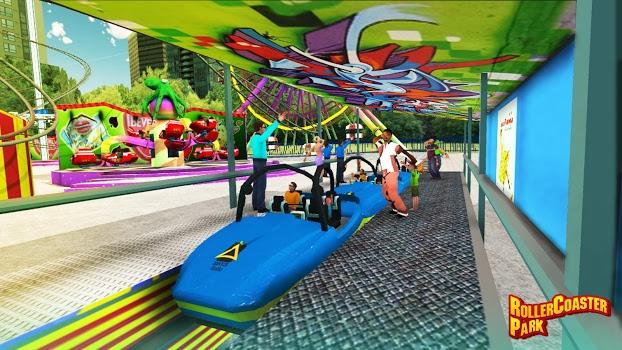 3D Roller Coaster VR v1.0