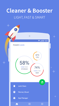 Power Clean – Antivirus Cleaner and Booster App v2.9.9.3