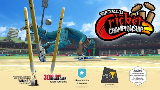 World Cricket Championship 2 v2.8.3.2 + data